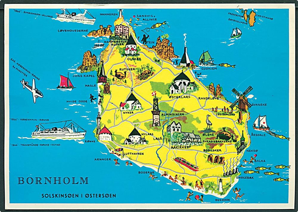Billedresultat for bornholm